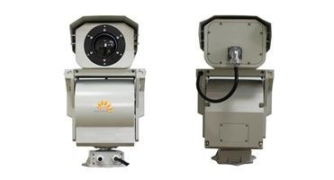 50mk Variable Speed Control Long Range Thermal Camera With 336*256 Resolution