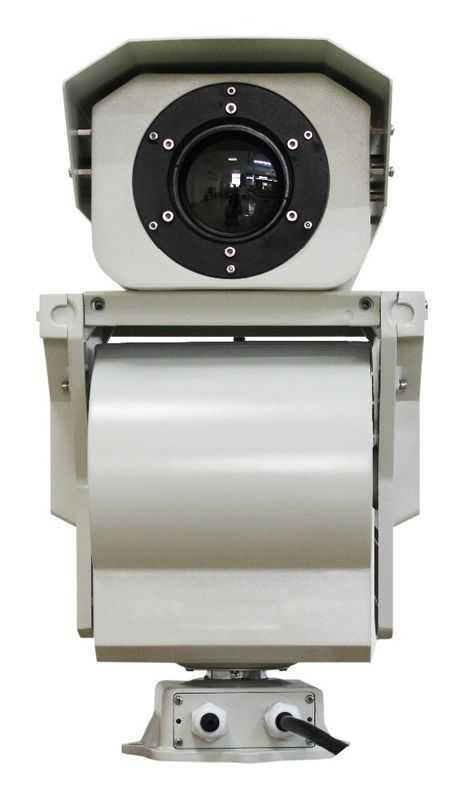 Ultra Long Range Infrared PTZ Thermal Imaging Camera With10km Surveillance
