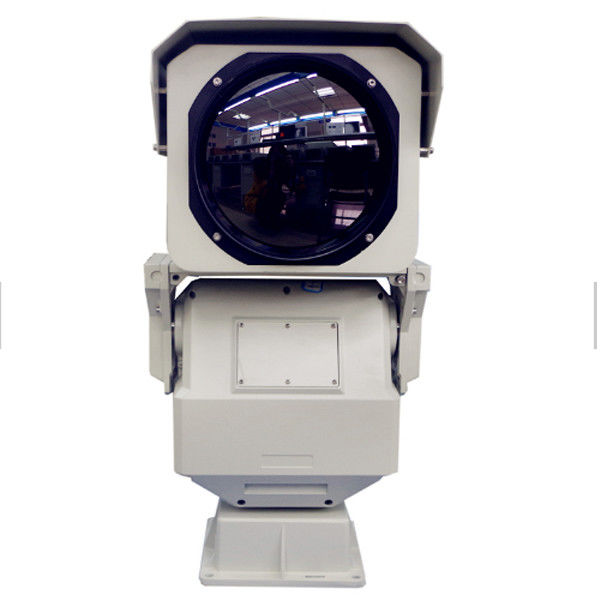 10km Surveillance Ultra Long Range Infrared Surveillance Camera With Intruder Alarm