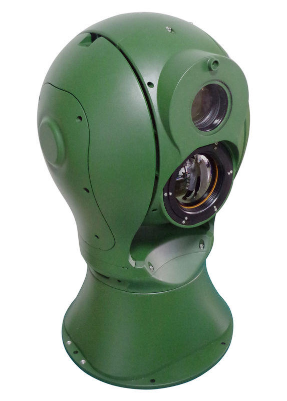 Anti Drone Thermal Surveillance Camera 10km With Aluminum Alloy Housing