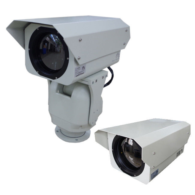 Border Security Long Distance Thermal Camera With Uncooled Ufpa Sensor