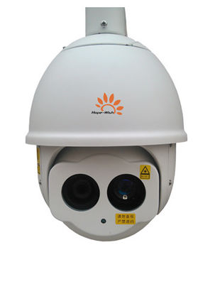 กล้อง CMOS IP66 PTZ กล้อง IP Outdoor Megapixel Laser Infrared Surveillance
